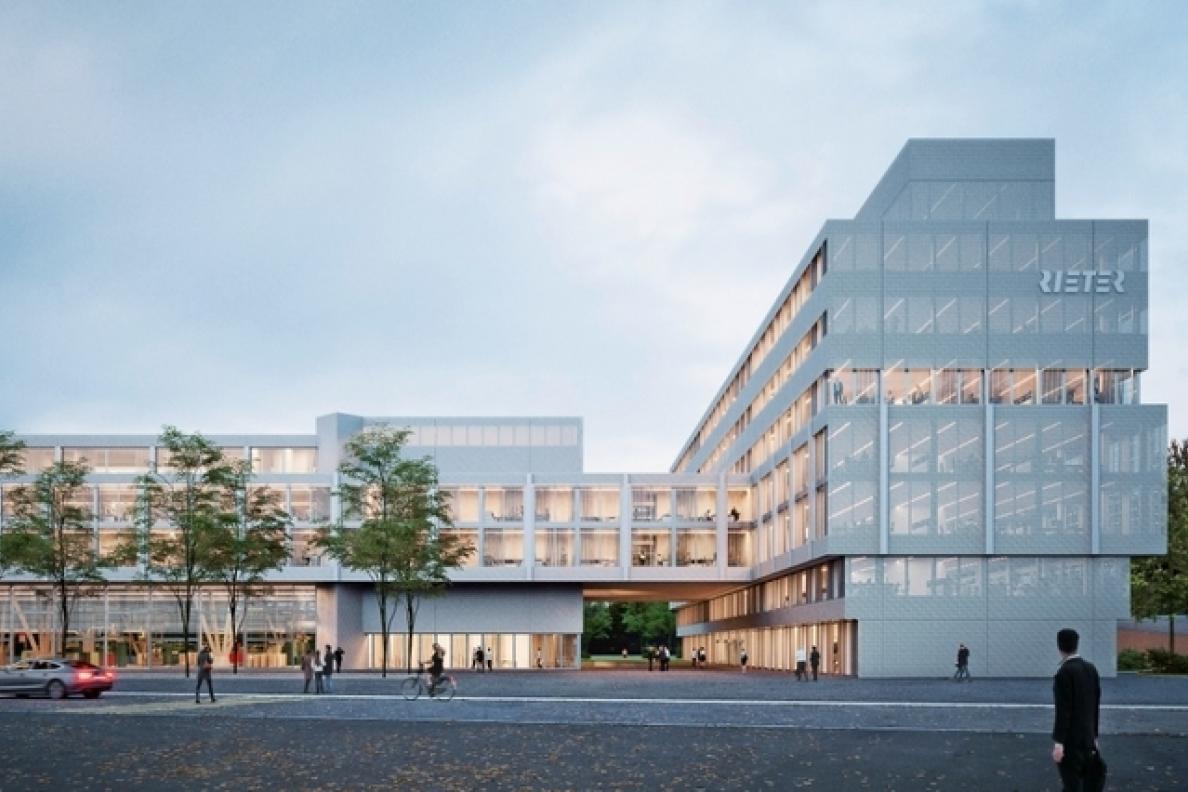 Rieter Areal, Winterthur