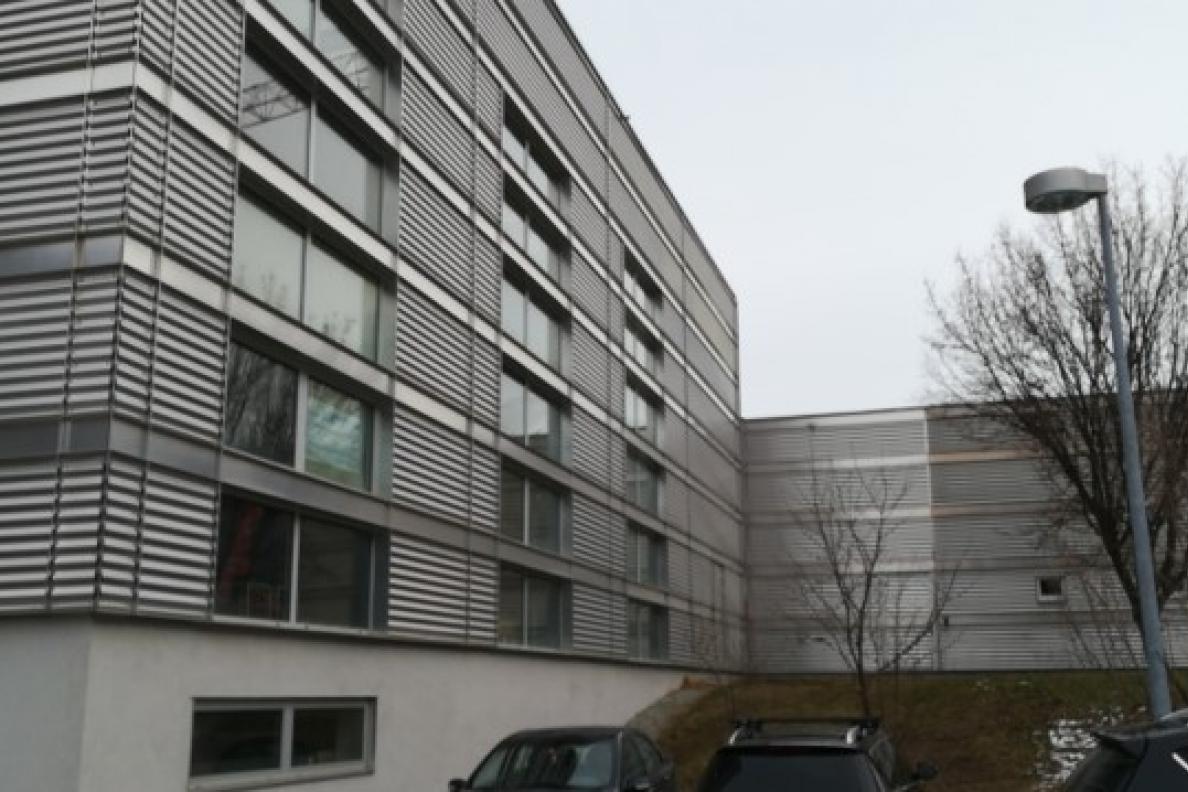 Büro- / Werkstattgebäude, Brigg