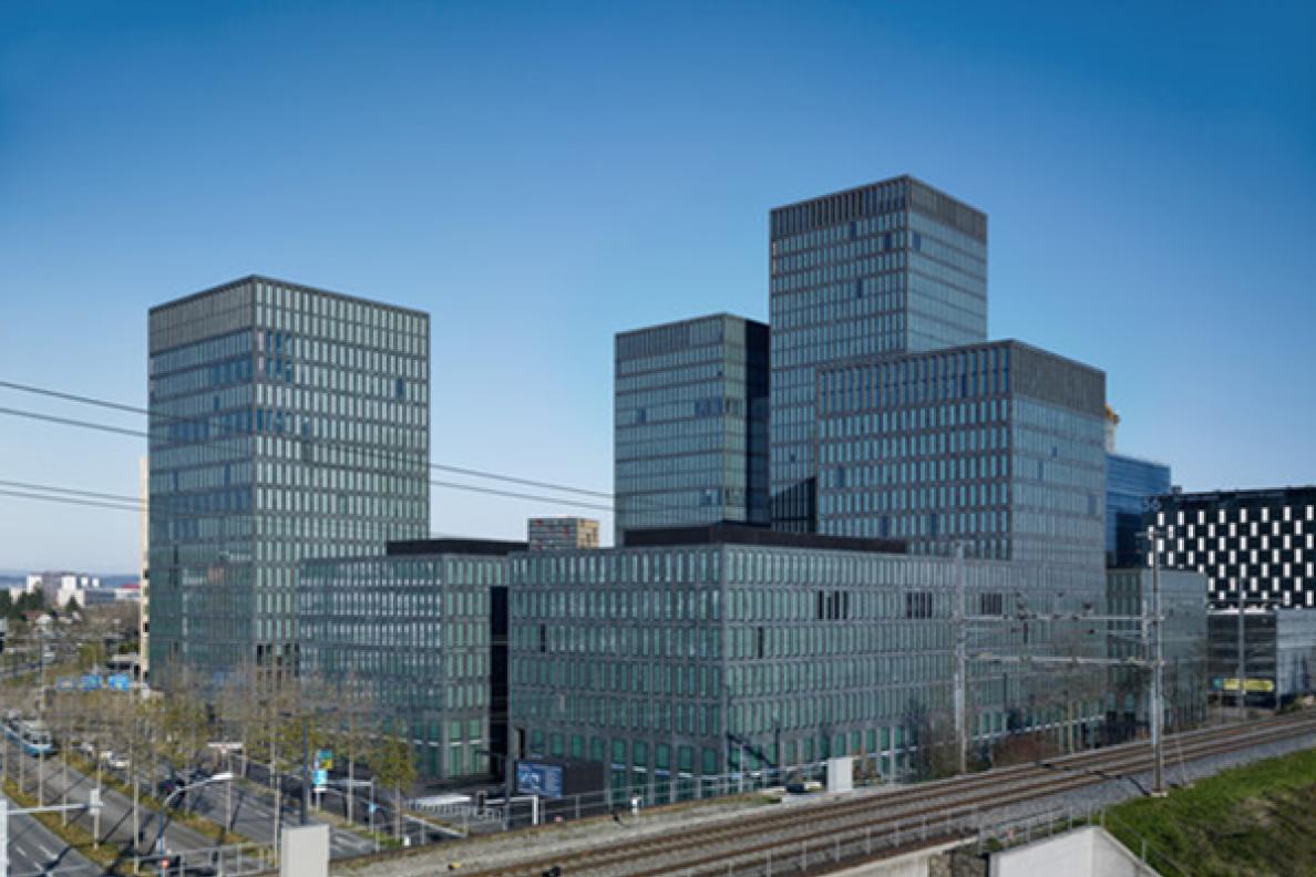 Bürogebäude, Zürich