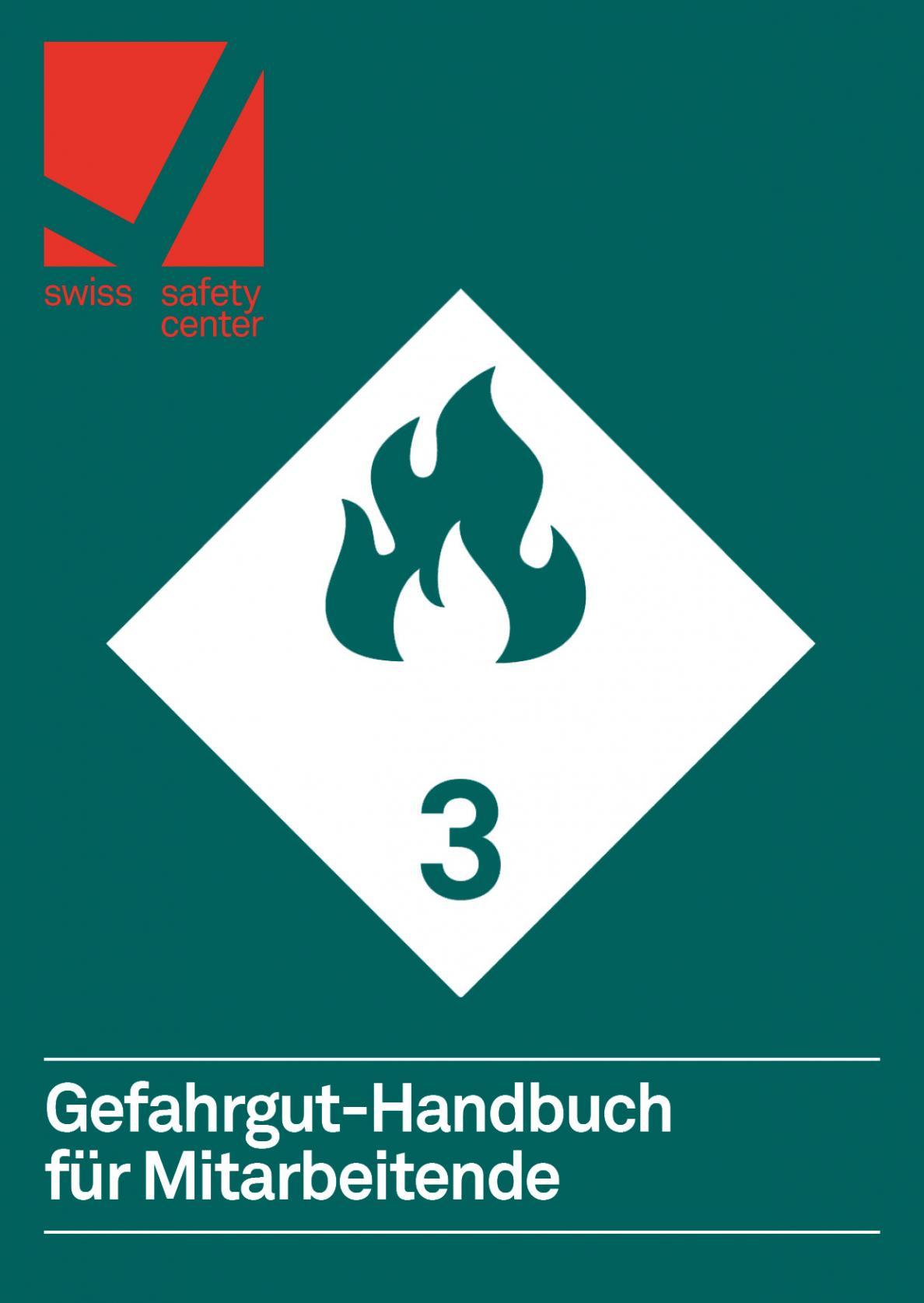 Gefahrgut-Handbuch für Mitarbeitende