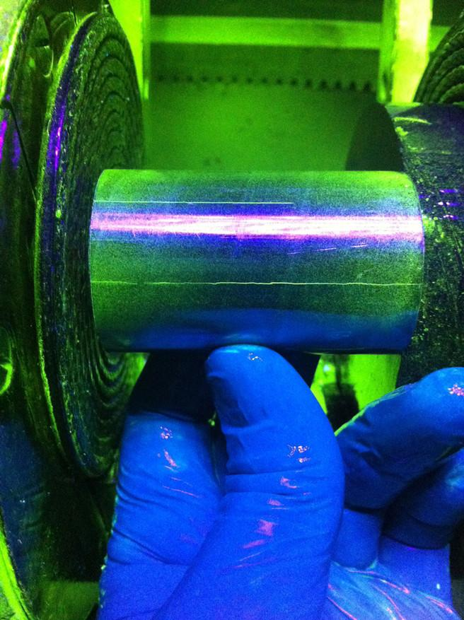 Magnetpulverprüfung (MT)